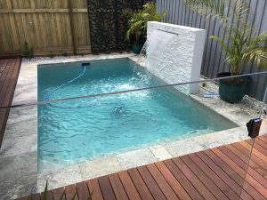 Small inground Pools Brisbane